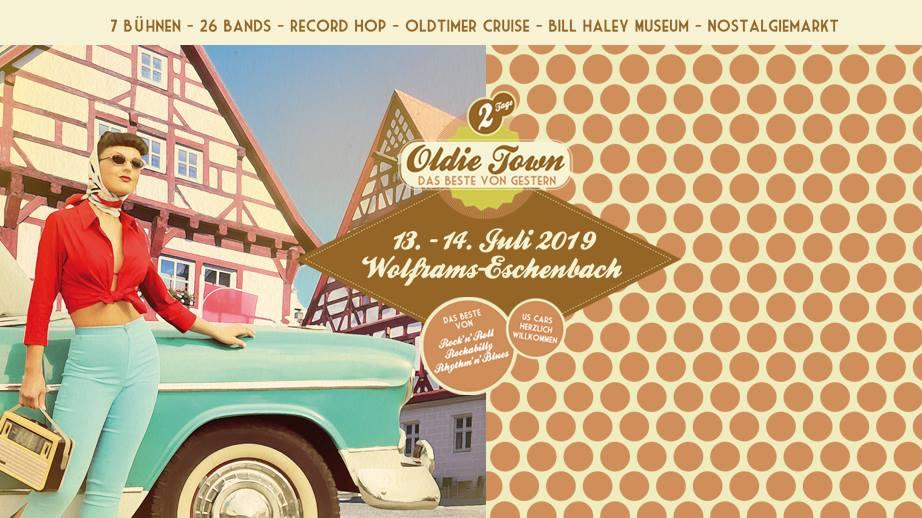 Oldie Town 2019 @ Wolframs-Eschenbach