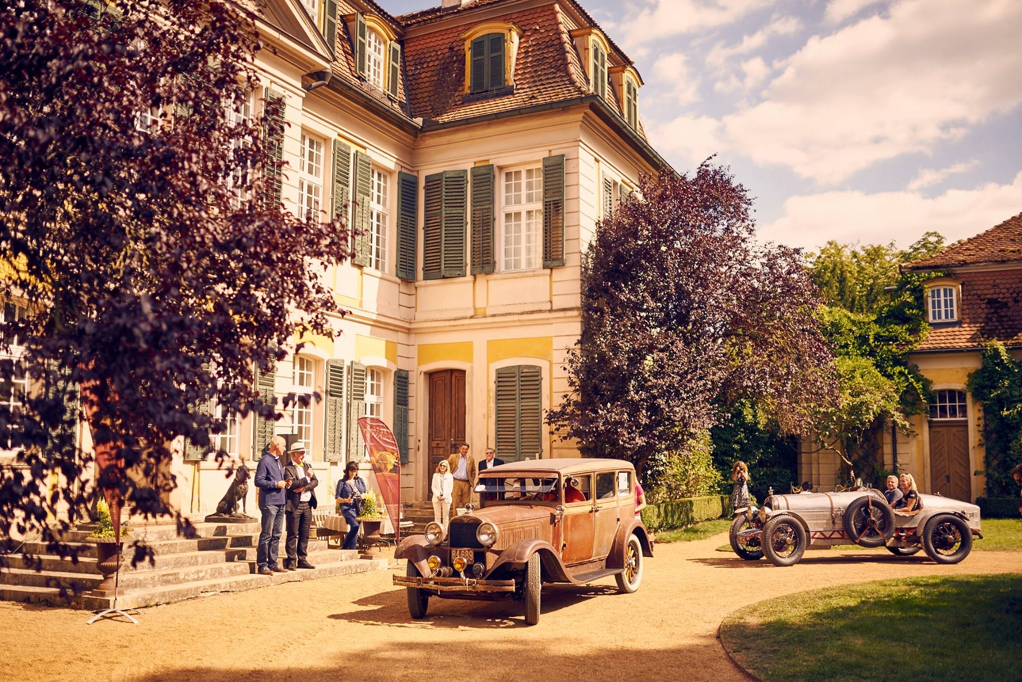 3. Festival of Classic Cars @ Schlosspark
