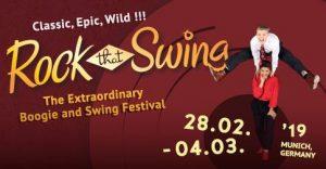 Rock That Swing Festival 2019 @ München