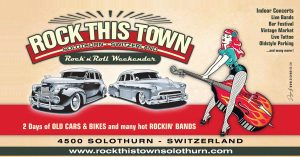 Rock This Town Solothurn 2019 @ Rock This Town
