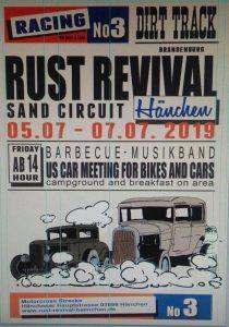 Rust-Revival 2019 @ Moto Cross Strecke