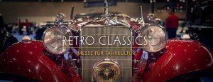 Retro Classics 2019 - Messe für Fahrkultur @ Messe Stuttgart