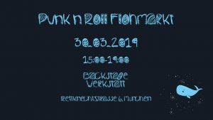 Punk n Roll Flohmarkt @ Backstage München