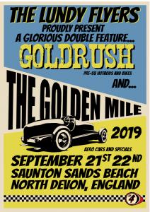 The Lundy Flyers Golden Mile # 4 @ Saunton Sands Beach