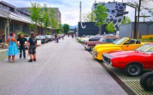 2. US Car Meeting Salzburg @ Panzerhalle Salzburg