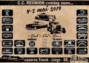 CC Reunion 2019 @ Caserne Fonck