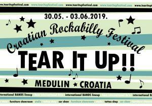 Tear It Up!! Festival 2019 @ Medulin