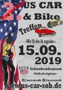 2. US-Car + Bike Treffen Schrobenhausen @ Volksfestplatz
