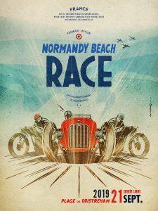 Normandy Beach Race # 1 @ Plage de Ouistreham